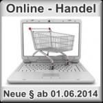 Wichtige Änderungen im Onlinehandel!