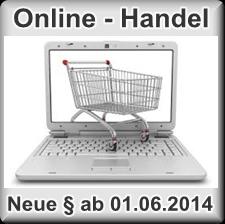 Quadrat1Online-Handel
