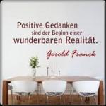 Ihre Gedanken bestimmen den Erfolg!