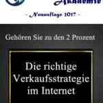 """eBook """"Die richtige Verkaufsstrategie im Internet"""""""""""